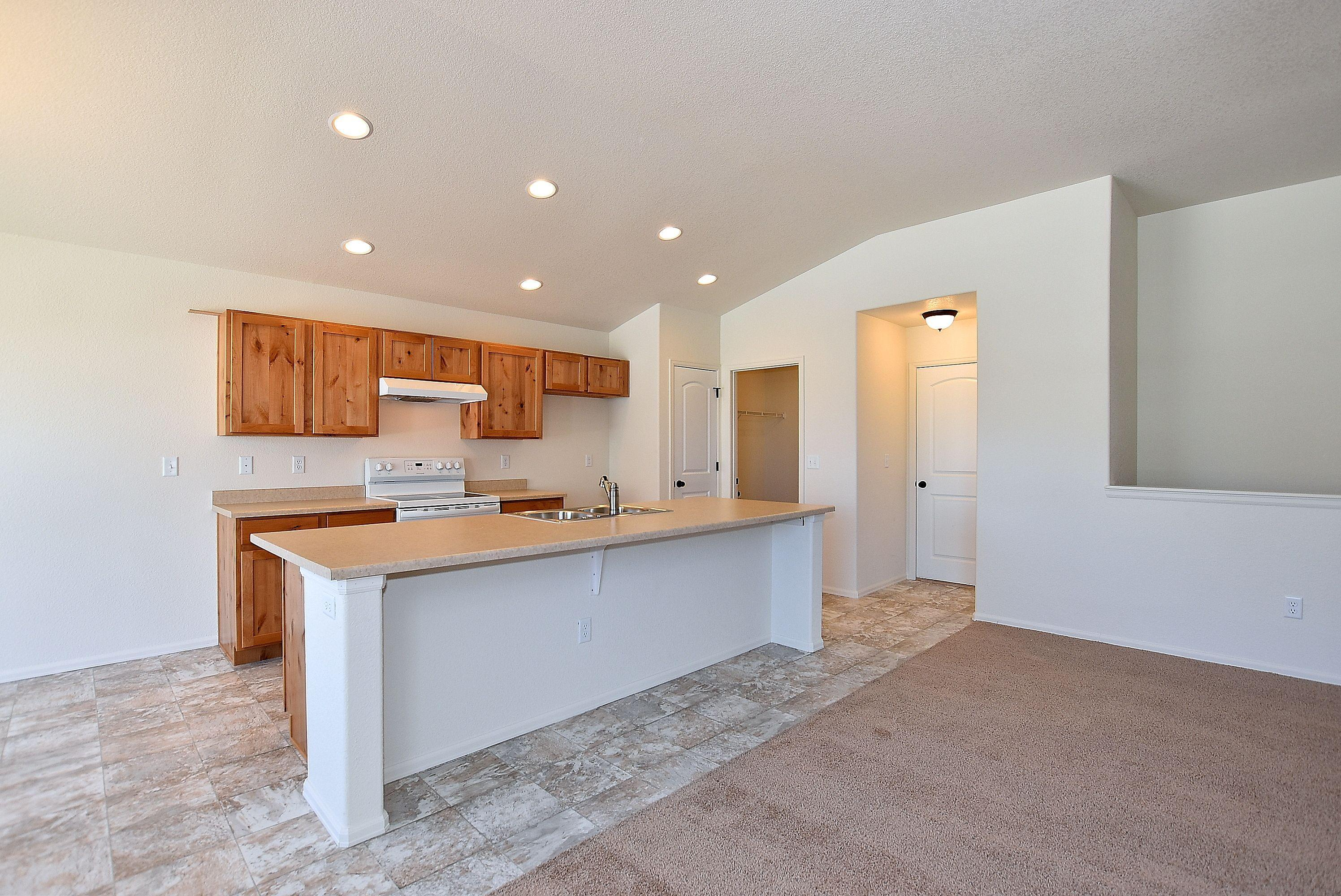Kitchen featured in the Arizona By Journey Homes in Fort Collins-Loveland, CO