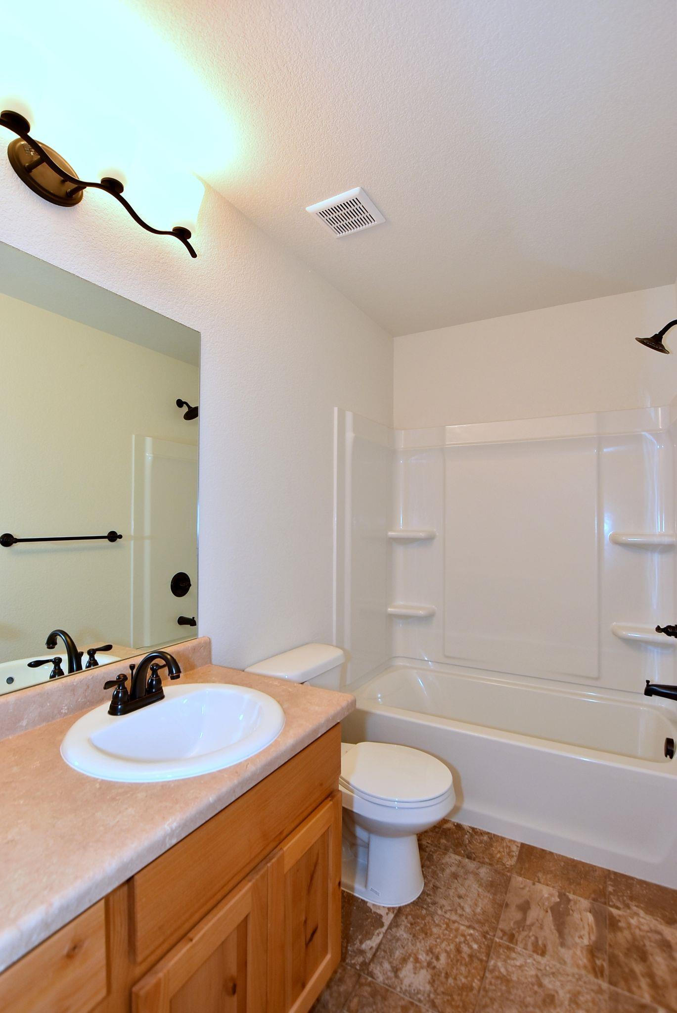 Bathroom featured in the Kansas By Journey Homes in Greeley, CO