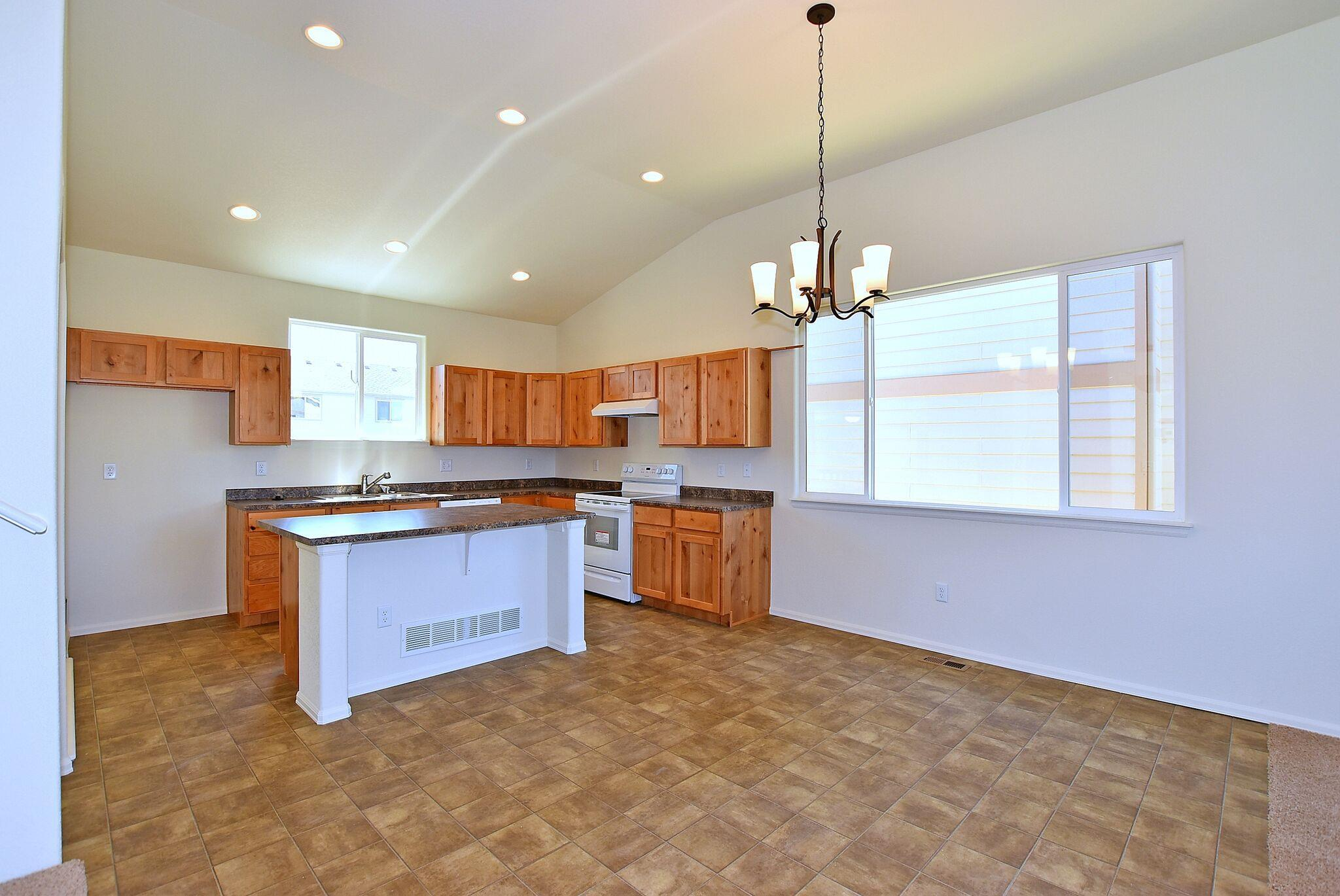 Kitchen featured in the West Virginia By Journey Homes in Fort Collins-Loveland, CO