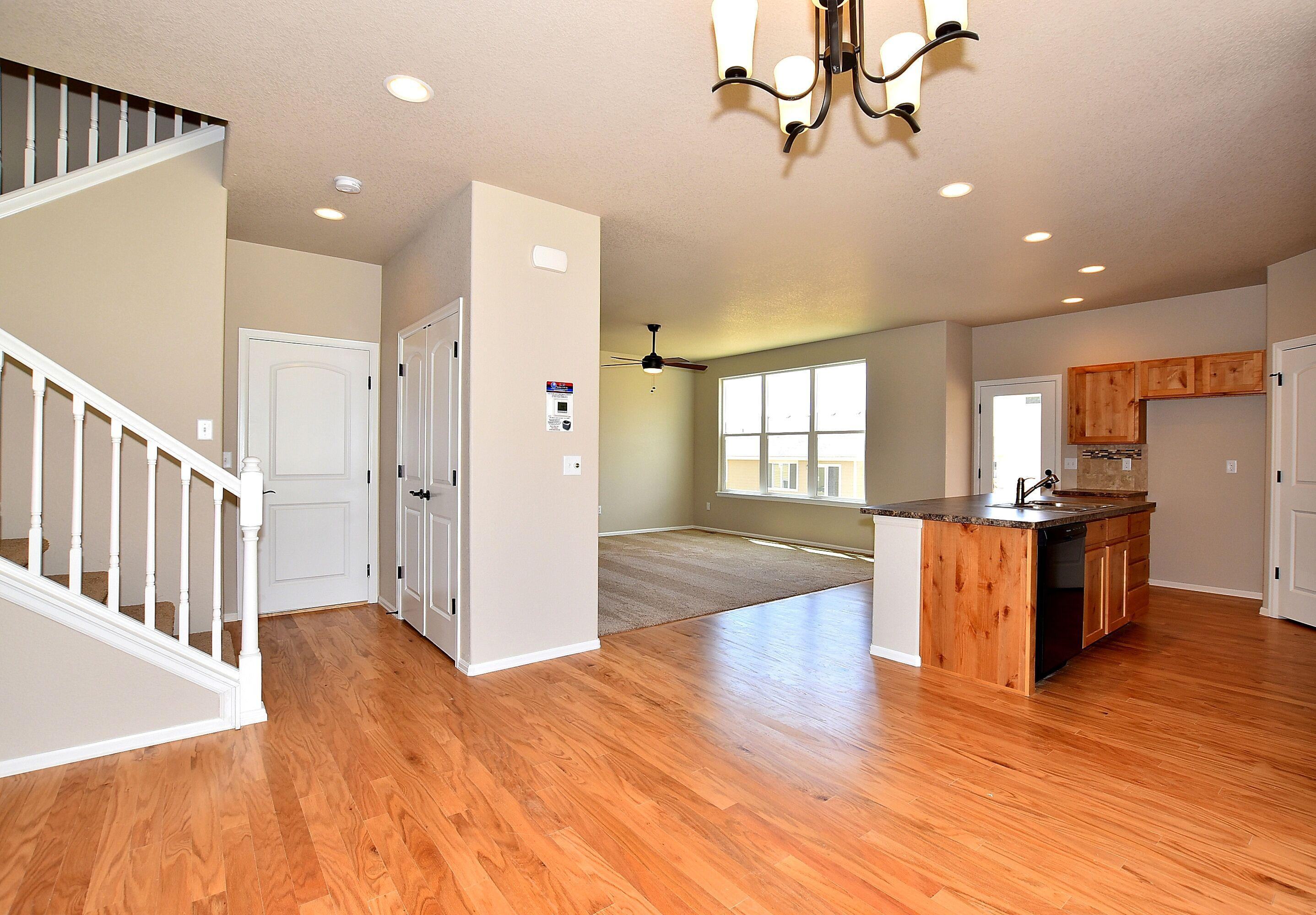 Kitchen featured in the Glendo By Journey Homes in Greeley, CO