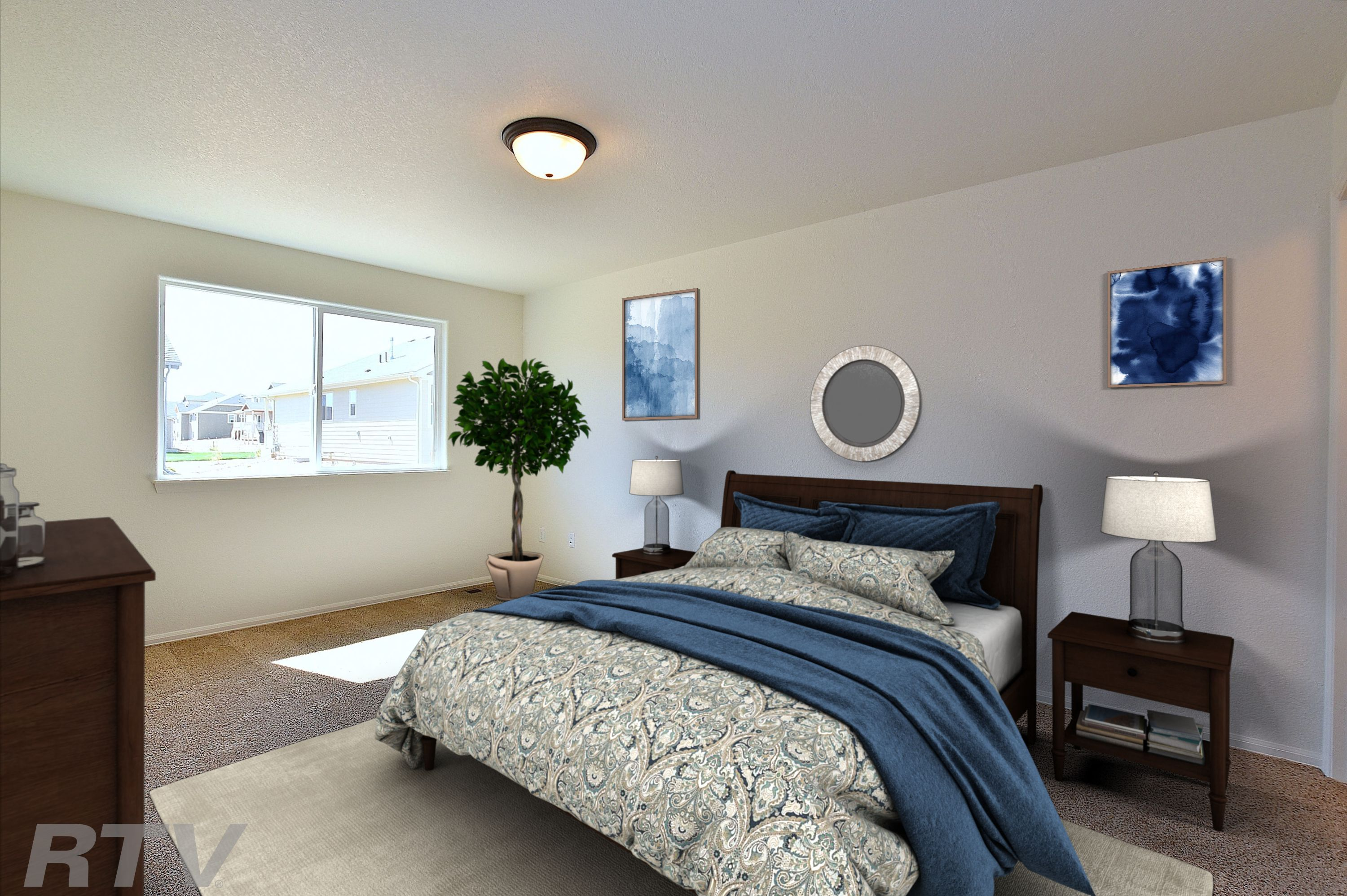 Bedroom featured in the Alaska By Journey Homes in Greeley, CO