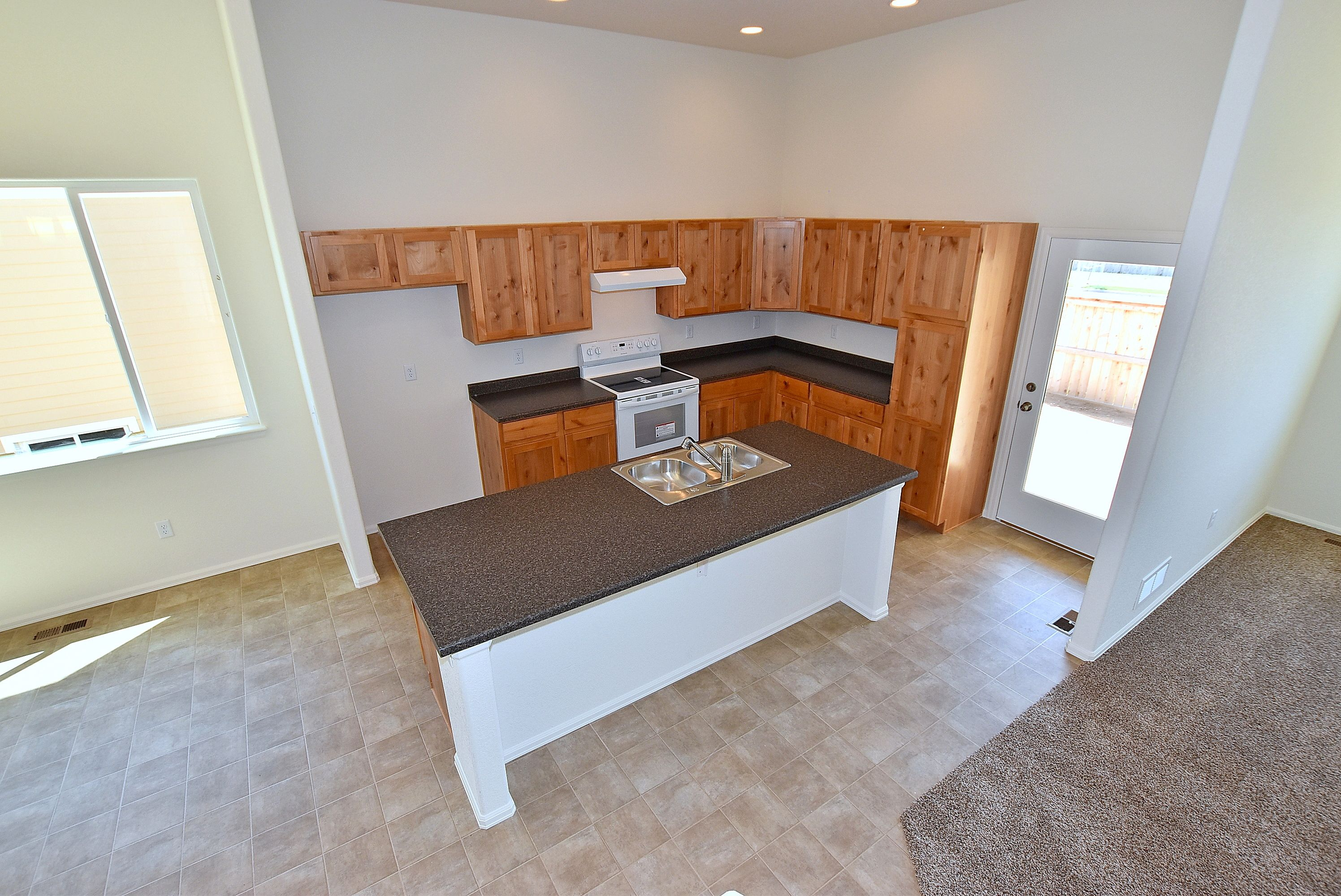 Kitchen featured in the Maryland By Journey Homes in Greeley, CO