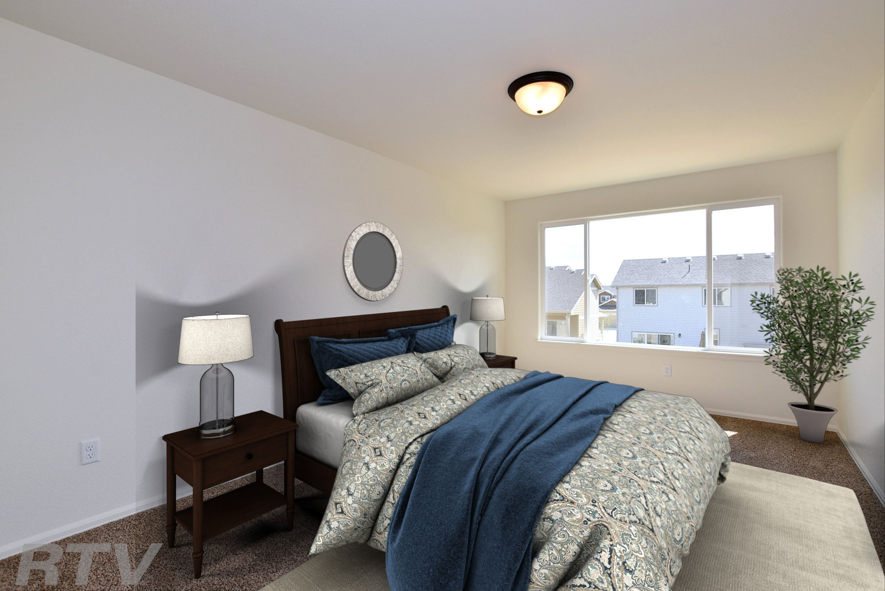Bedroom featured in the New Jersey By Journey Homes in Greeley, CO