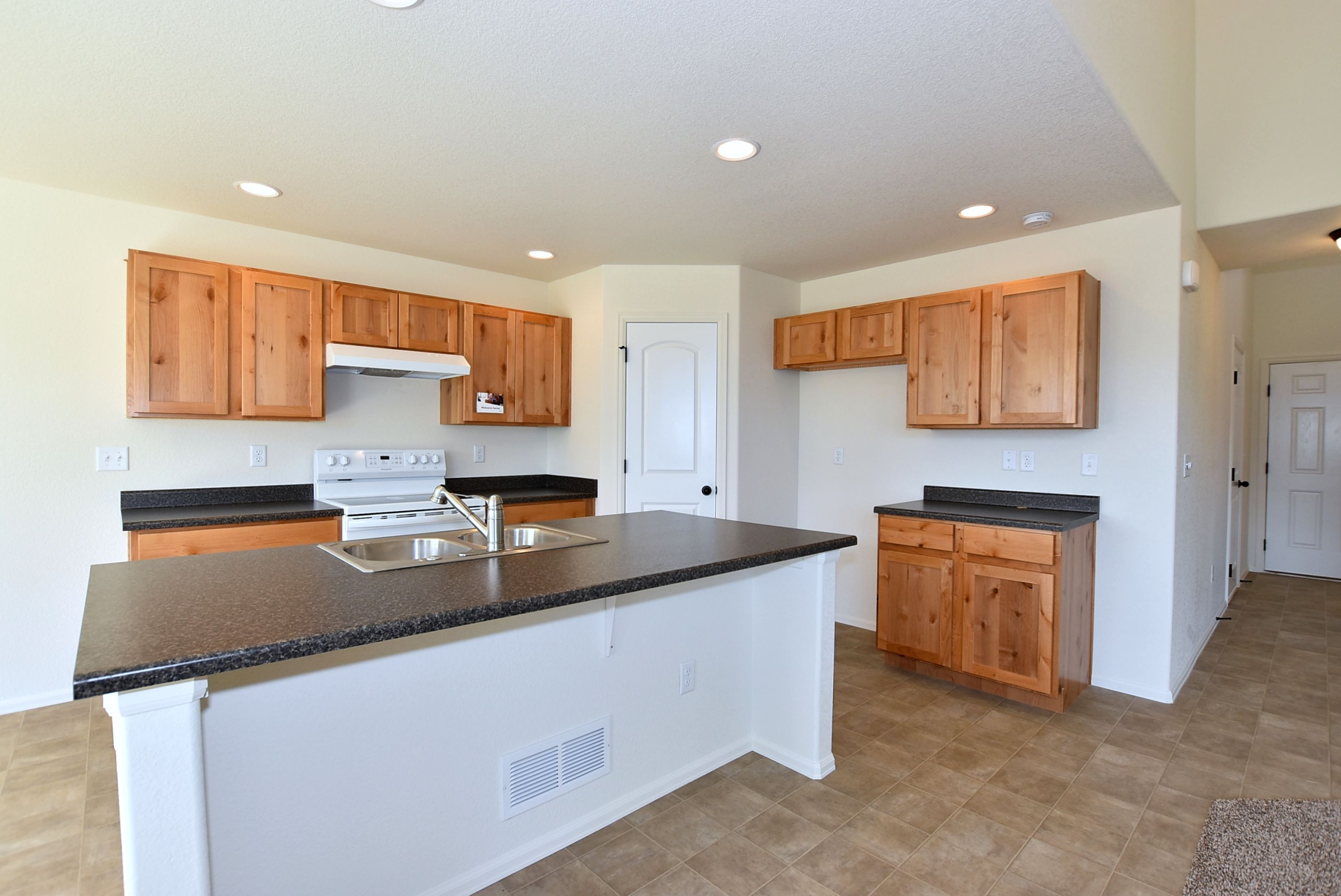 Kitchen featured in the New Jersey By Journey Homes in Greeley, CO