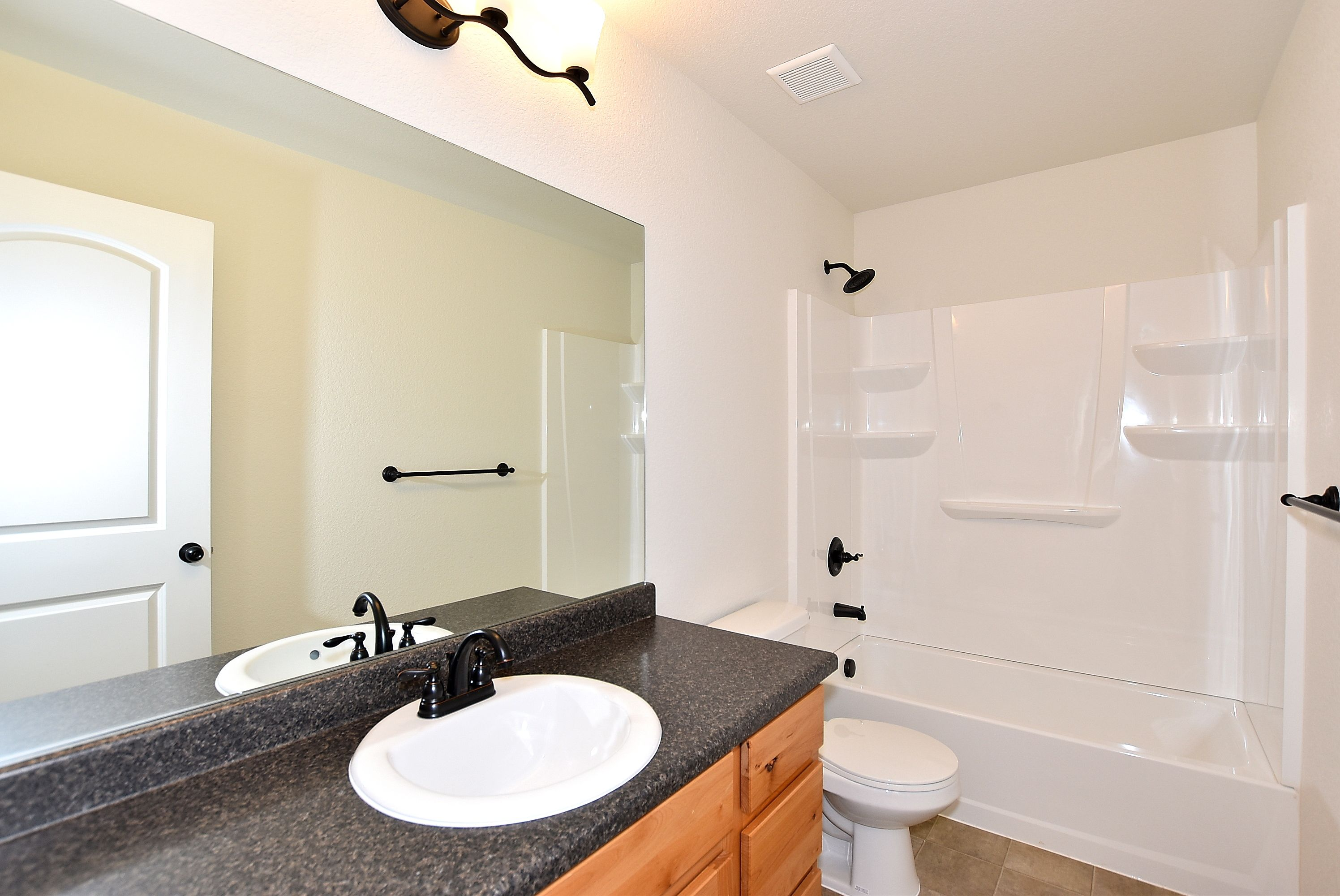 Bathroom featured in the New Jersey By Journey Homes in Greeley, CO
