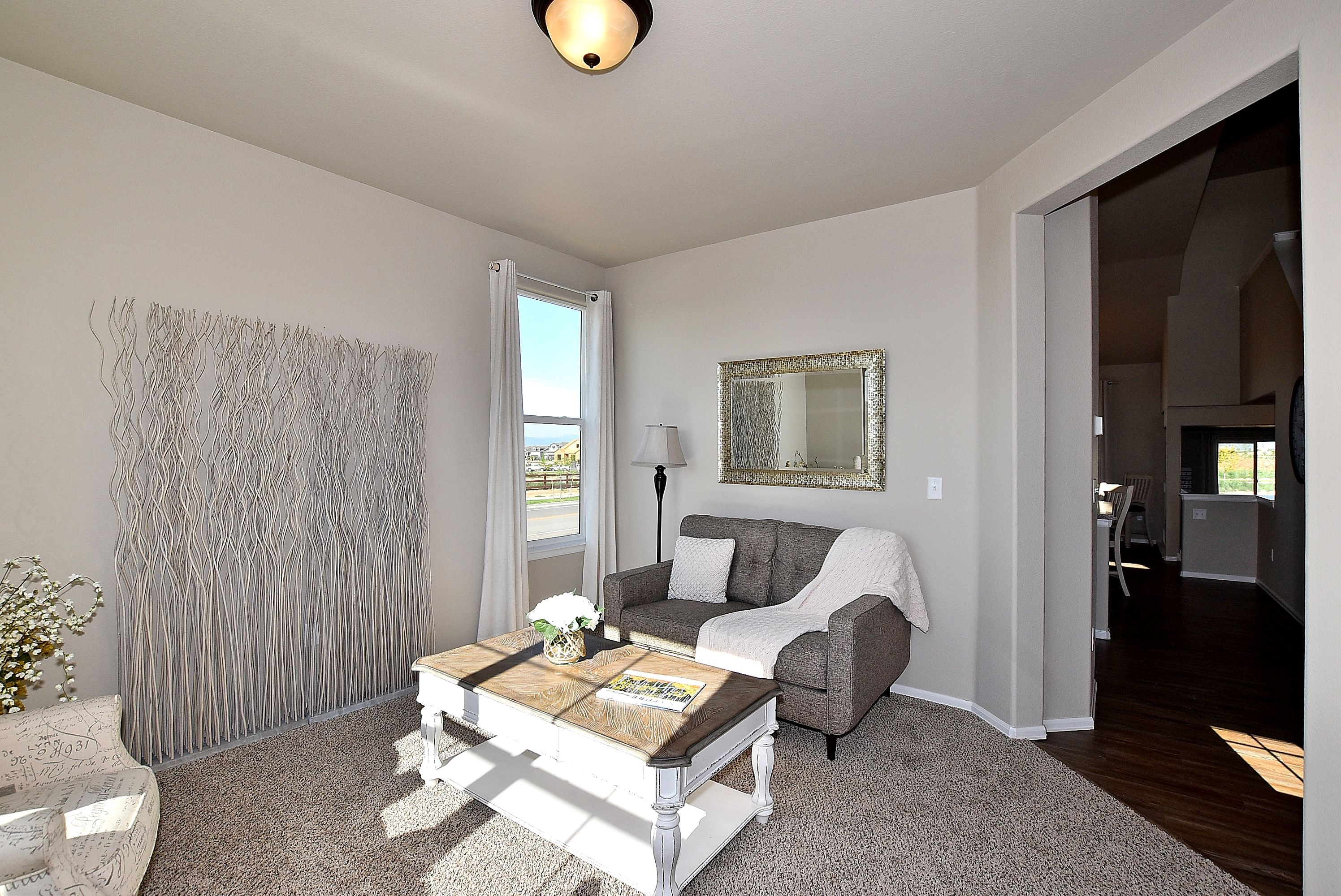 Bedroom featured in the Big Horn By Journey Homes in Greeley, CO