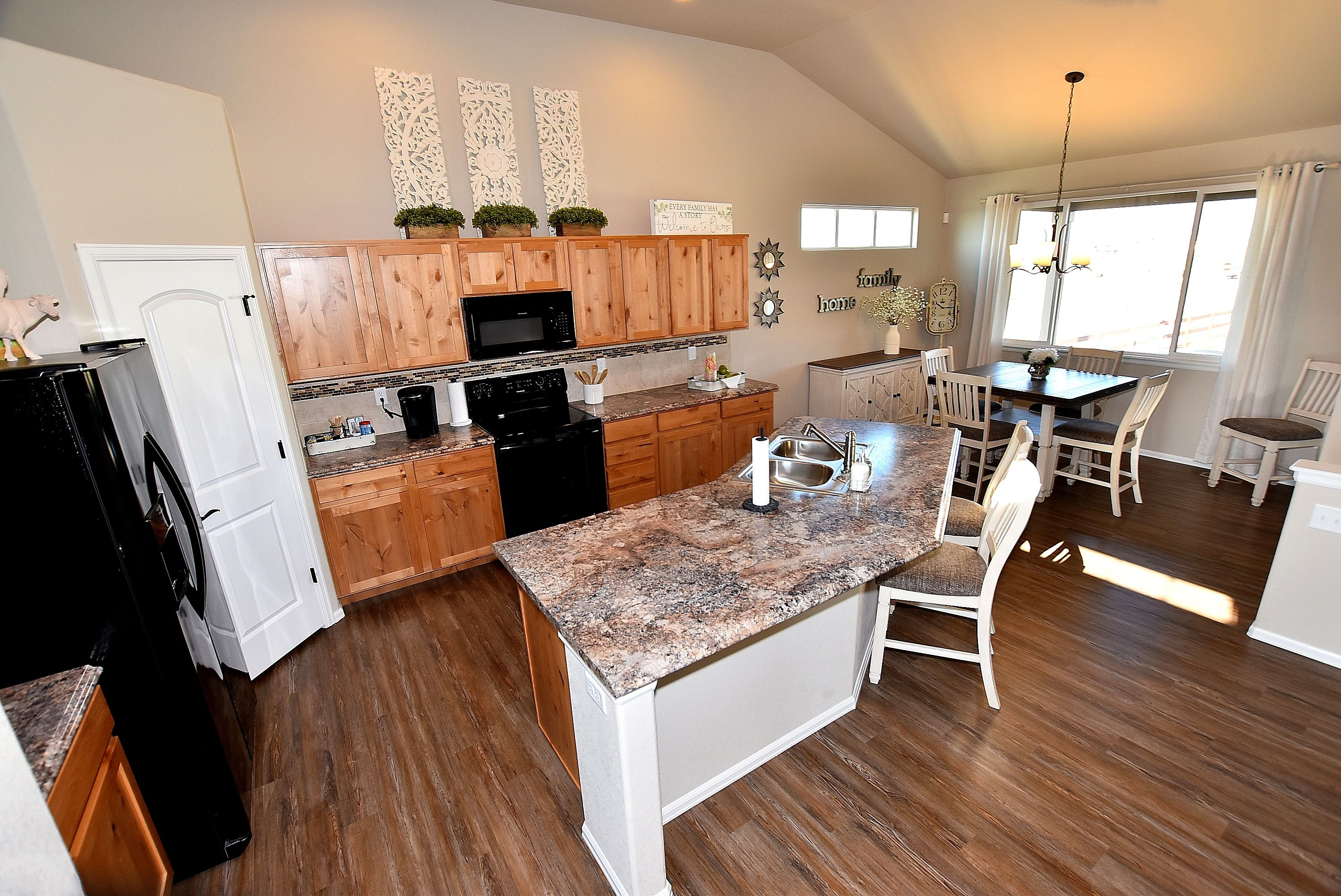 Living Area featured in the Big Horn By Journey Homes in Greeley, CO