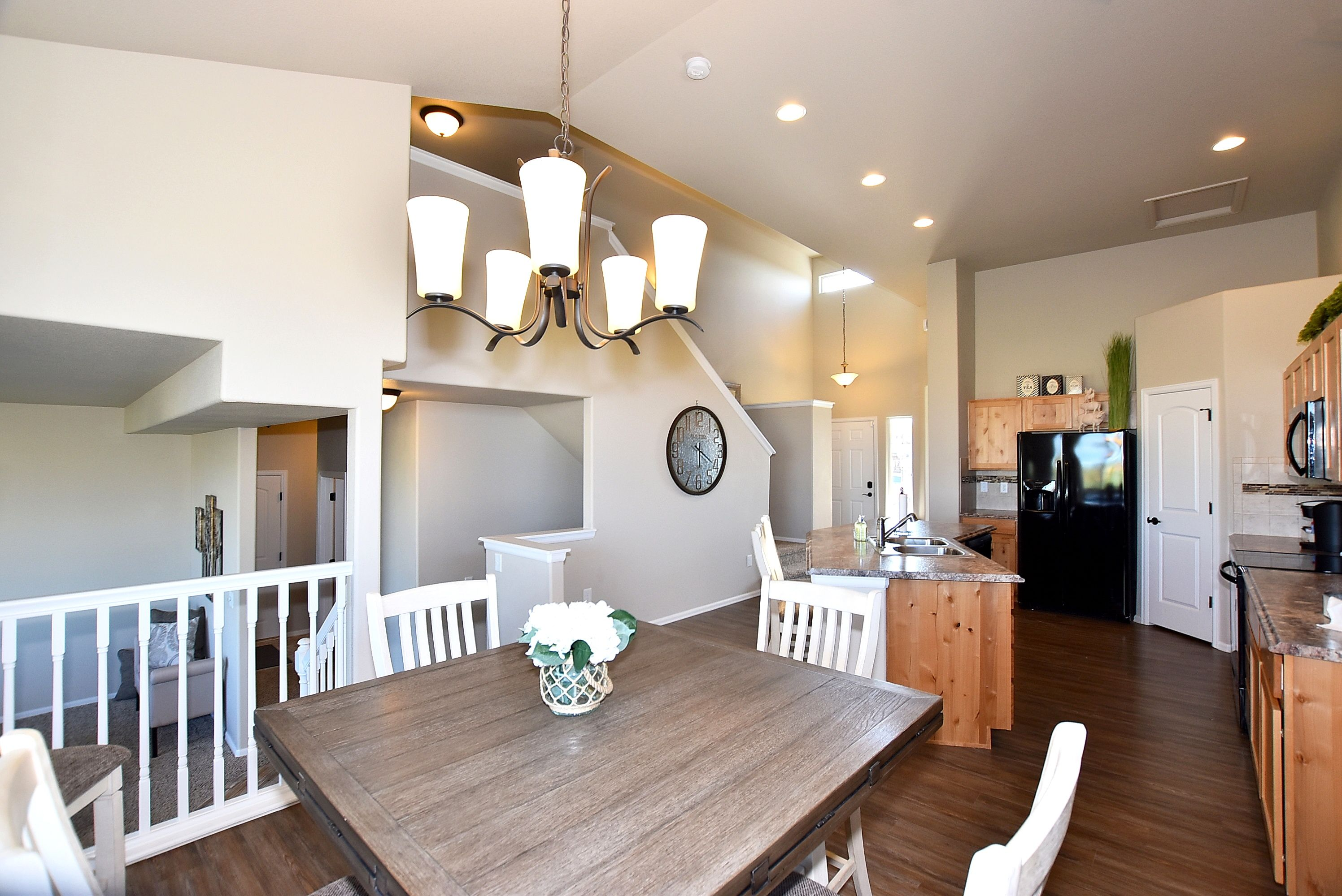 Kitchen featured in the Big Horn By Journey Homes in Greeley, CO