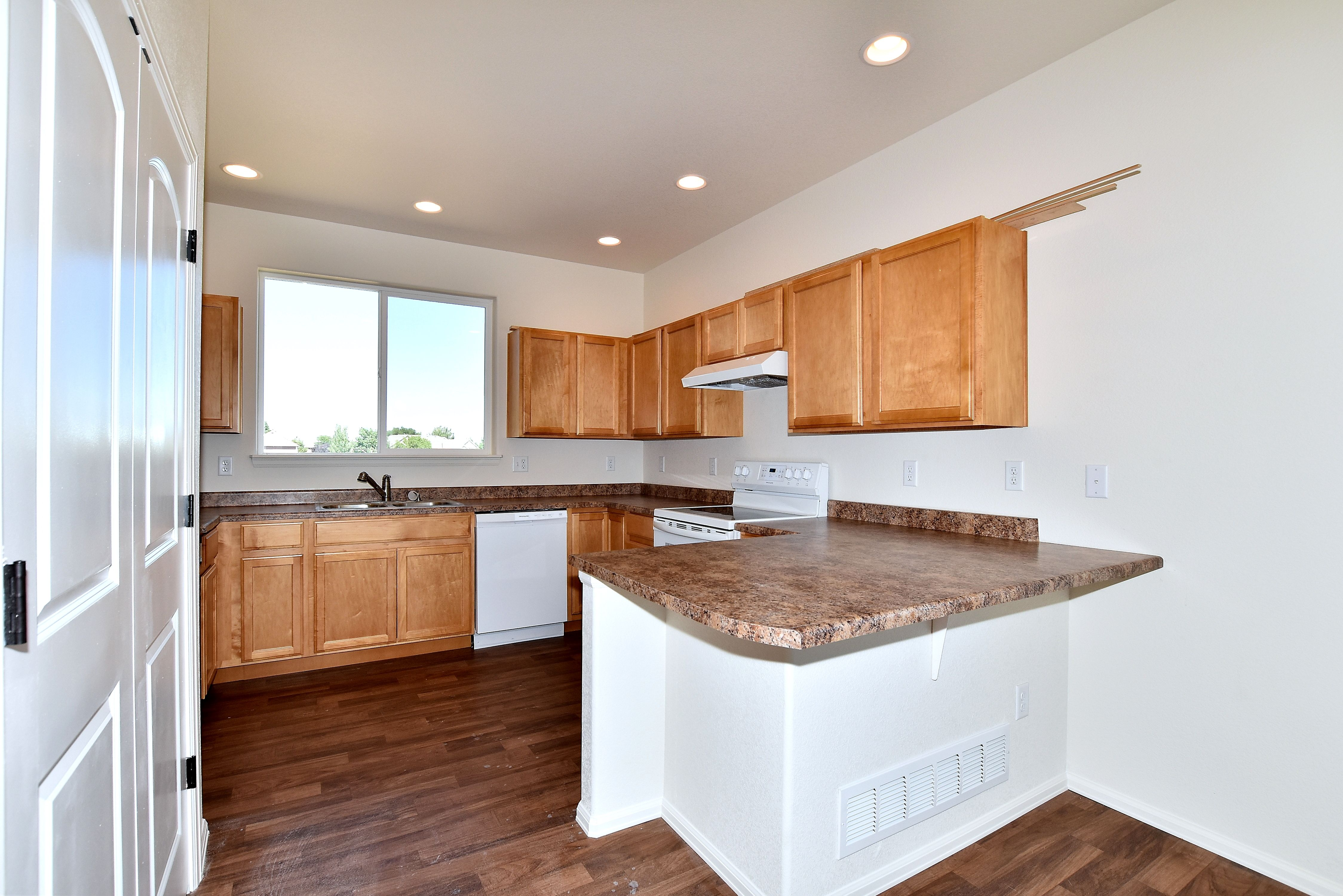 Kitchen featured in the California By Journey Homes in Greeley, CO