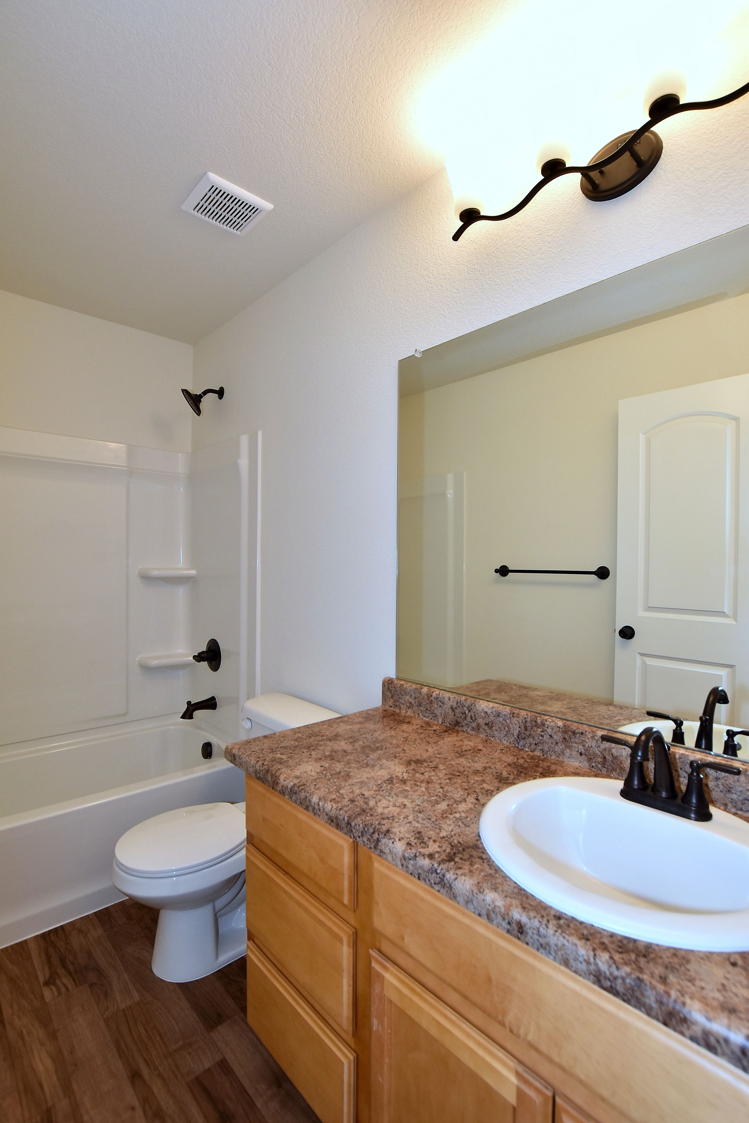 Bathroom featured in the California By Journey Homes in Greeley, CO