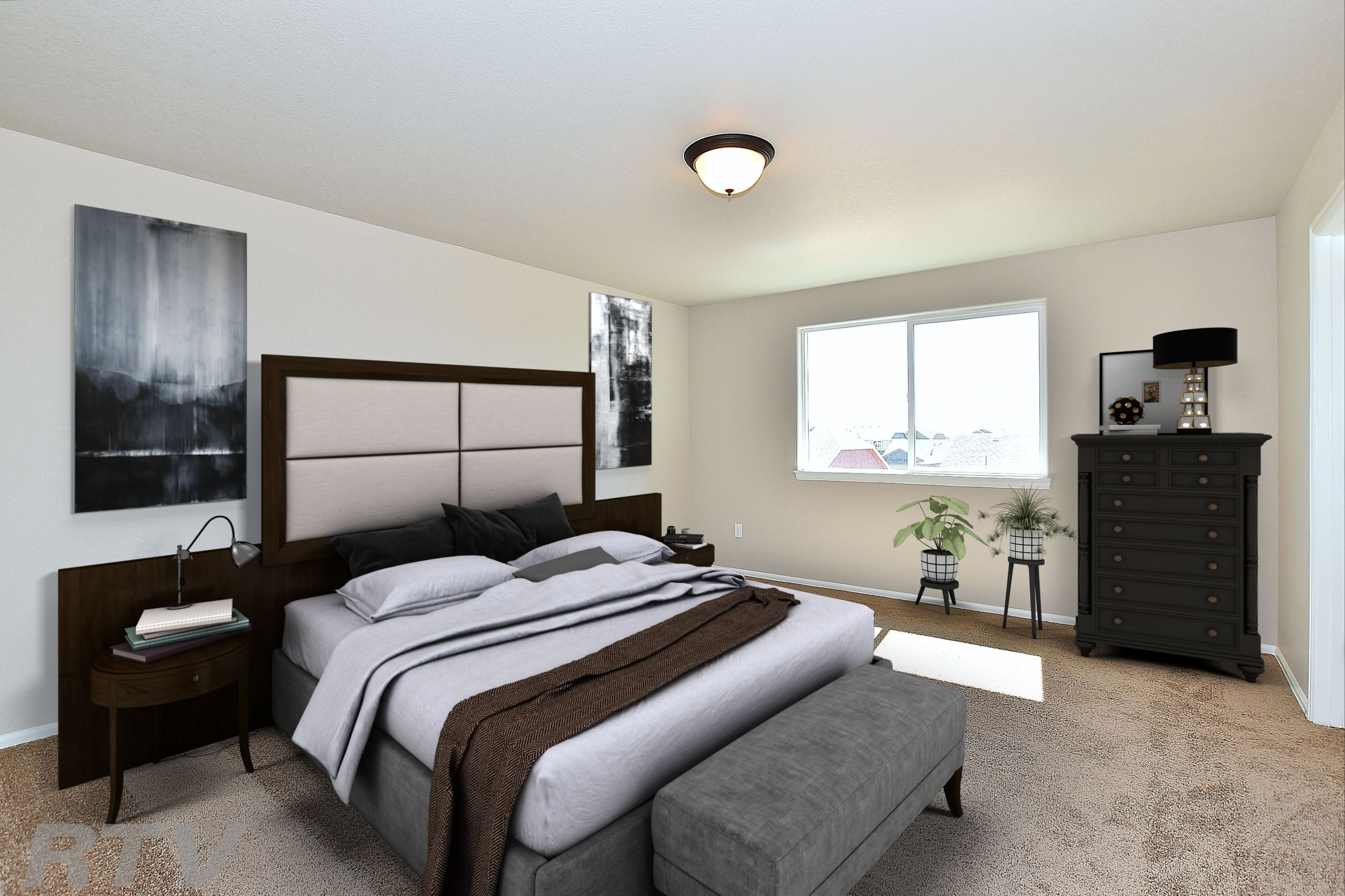 Bedroom featured in the Saratoga By Journey Homes in Greeley, CO
