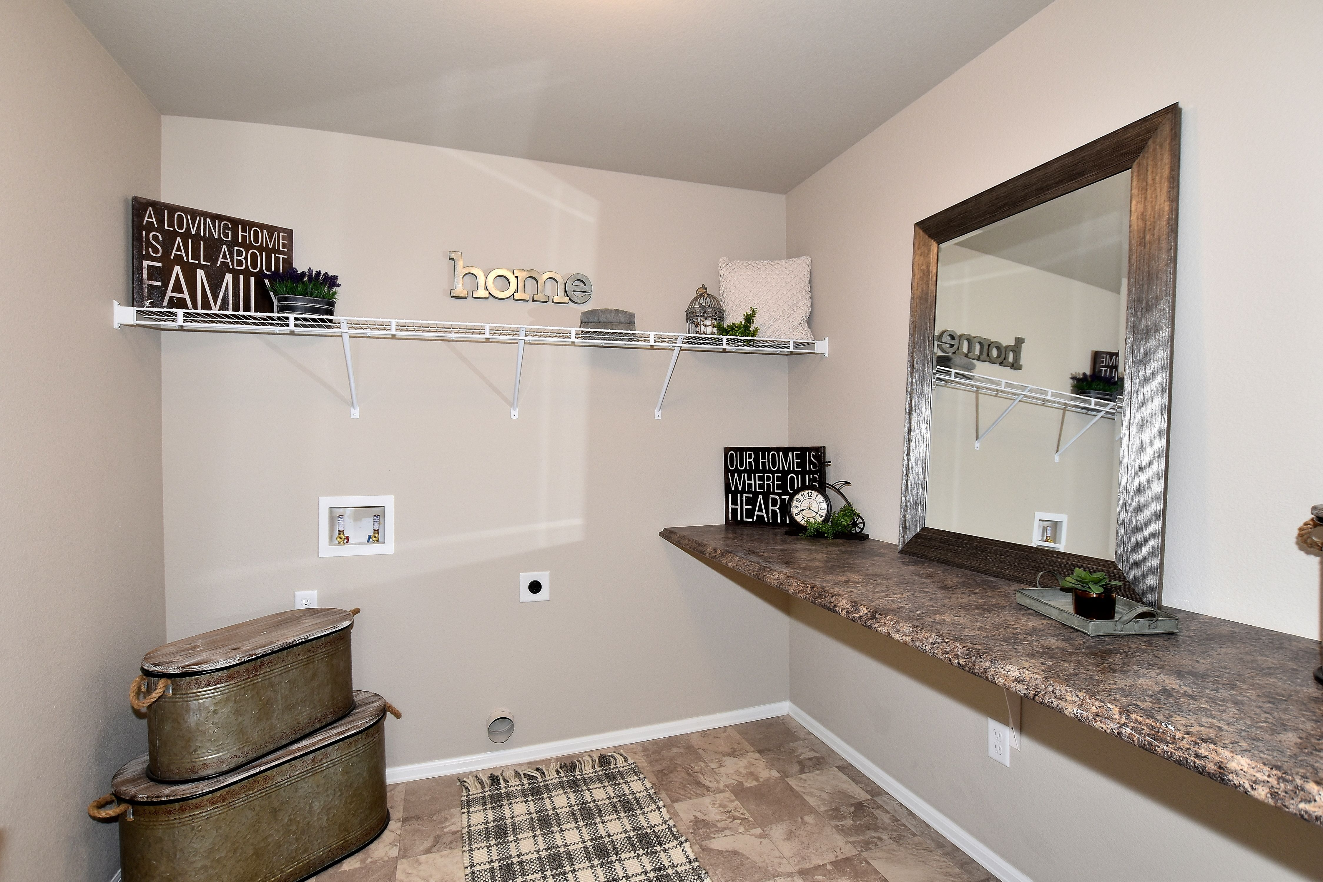 Living Area featured in the Sundance By Journey Homes in Greeley, CO