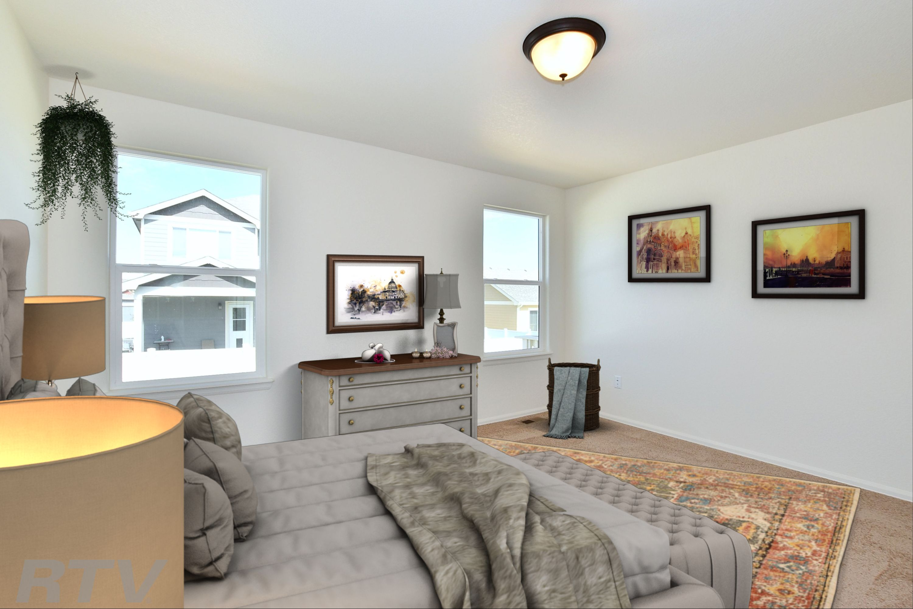 Bedroom featured in the Arizona By Journey Homes in Greeley, CO