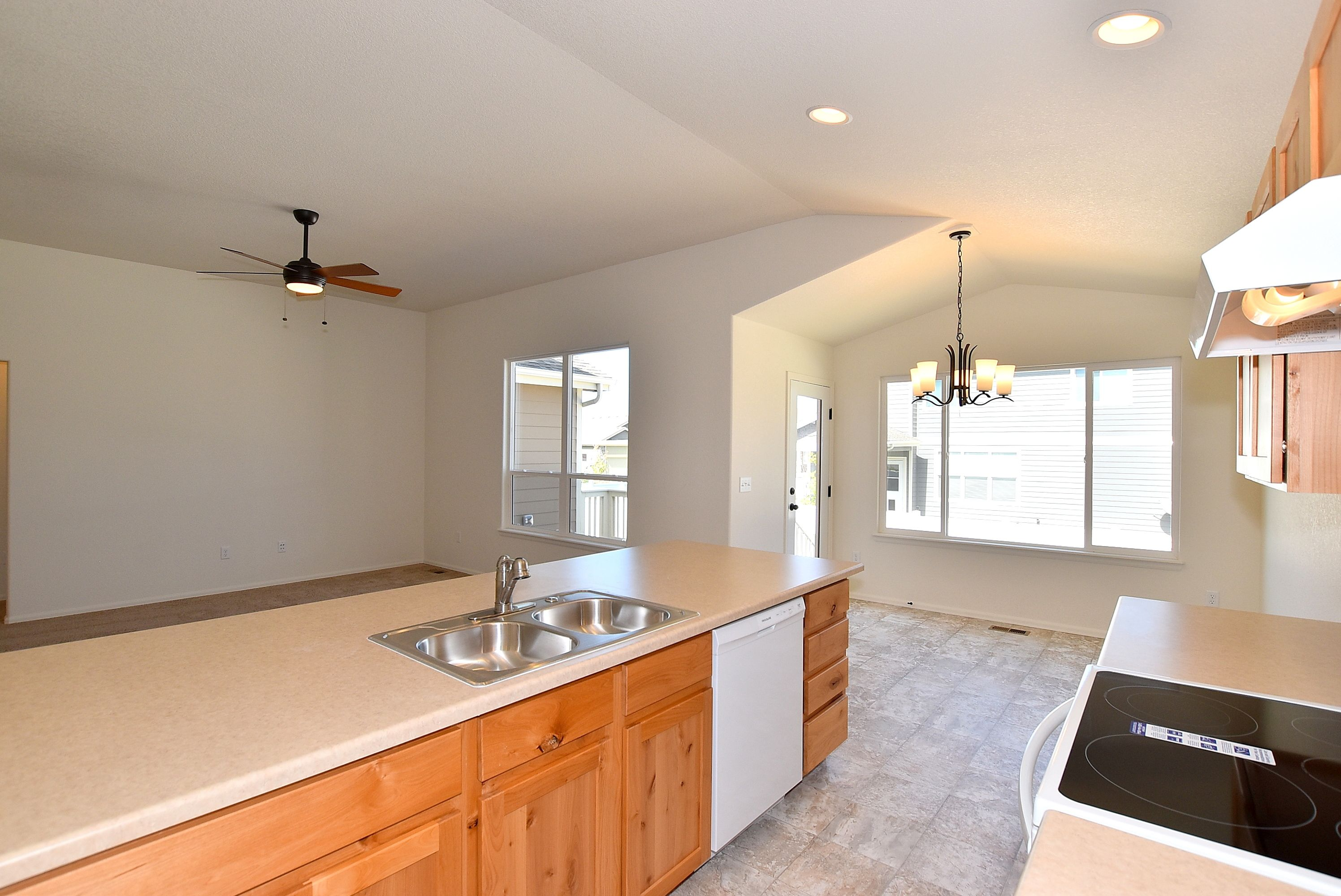 Kitchen featured in the Arizona By Journey Homes in Greeley, CO