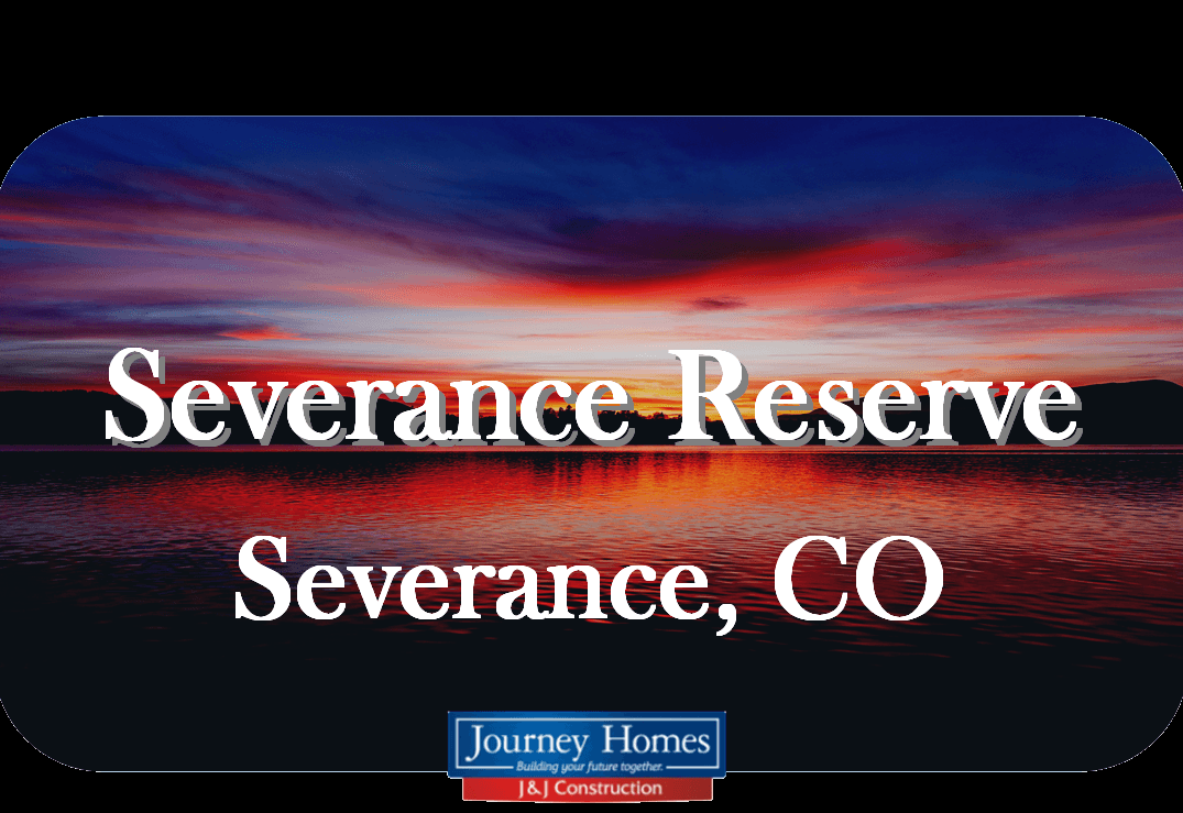 'Severance Reserve' by Journey Homes in Greeley