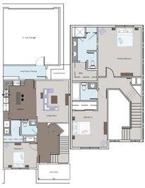 The Brecenridge - Mountain View Condominiums: Greeley, Colorado - Journey Homes