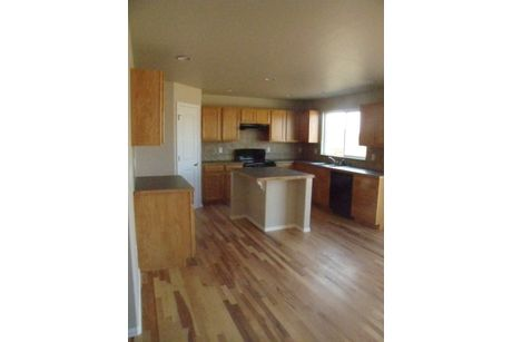 Kitchen-in-Saratoga-Legacy-at-The Trails at Sheep Draw-in-Greeley