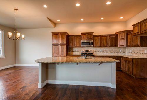 Kitchen-in-Nebraska-Signature-at-The Overlook at Severance-in-Severance