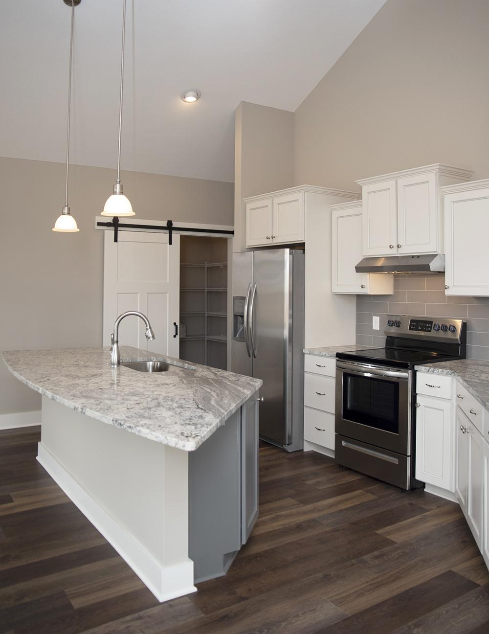 Kitchen featured in The Denali By Joyner Homes in Indianapolis, IN