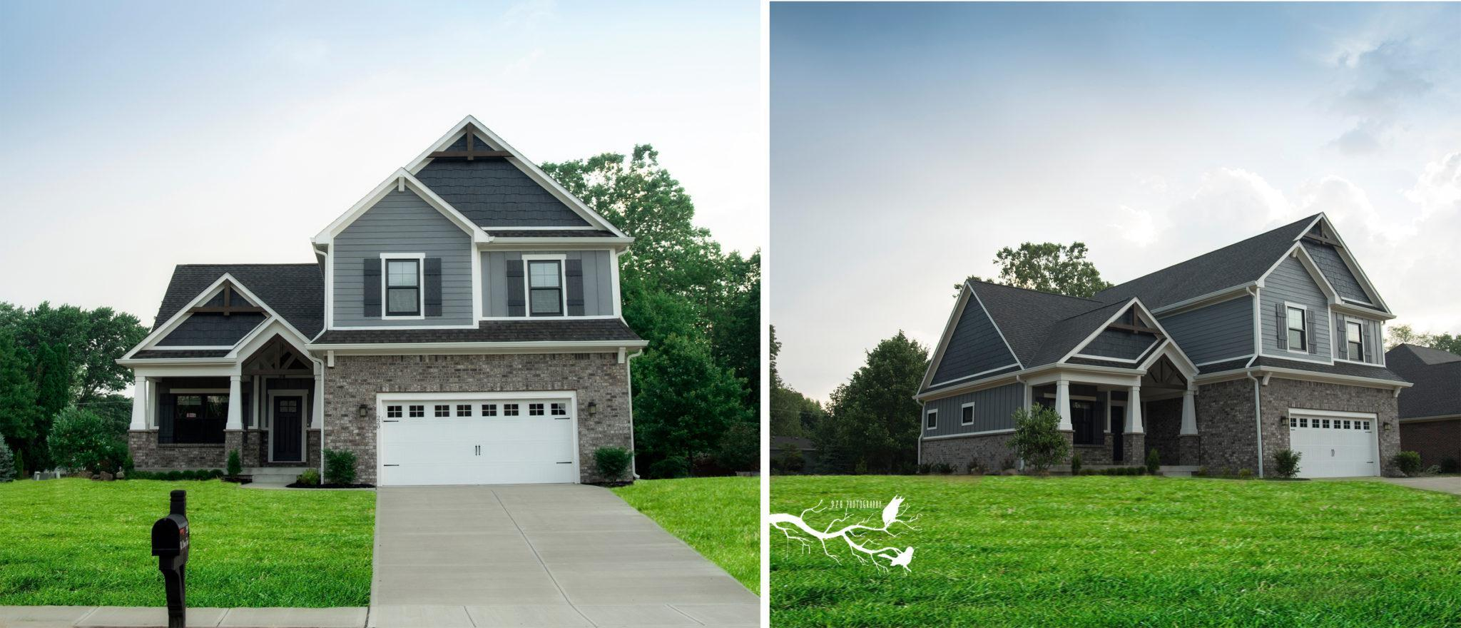 Exterior featured in The Milner By Joyner Homes in Indianapolis, IN