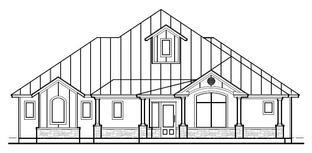 The Beaufort - Meyer Ranch: New Braunfels, Texas - JuEll Homes