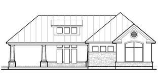 The Aiken - Meyer Ranch: New Braunfels, Texas - JuEll Homes