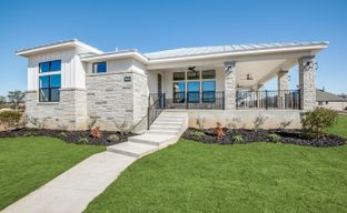 Meyer Ranch by JuEll Homes in San Antonio Texas