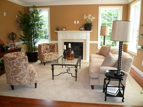 The Cambridge Living Room:The Cambridge Living Room
