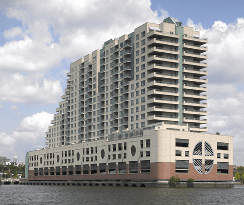 The Residences at Dockside:Elevation