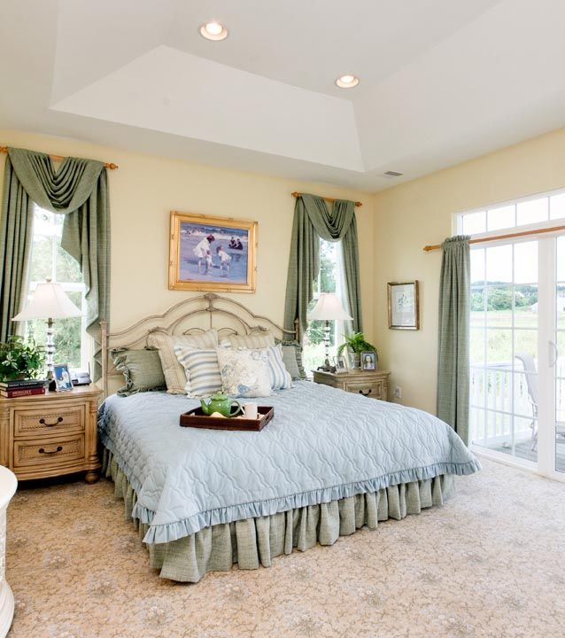 Bedroom featured in The Darien By Judd Builders and Developers in Reading, PA