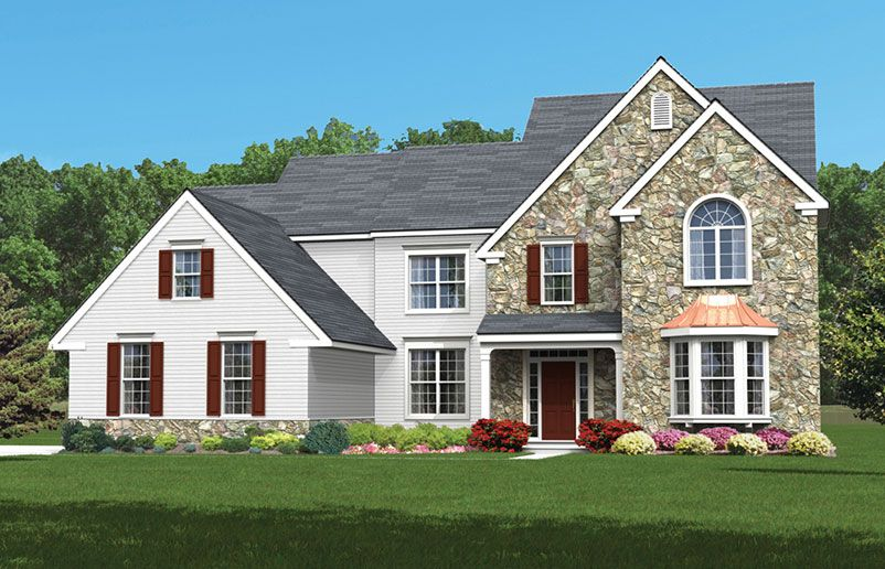 Exterior featured in The Baldwin By Judd Builders and Developers in Allentown-Bethlehem, PA