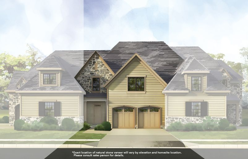 Exterior featured in the  Gowen By Judd Builders and Developers in Philadelphia, PA