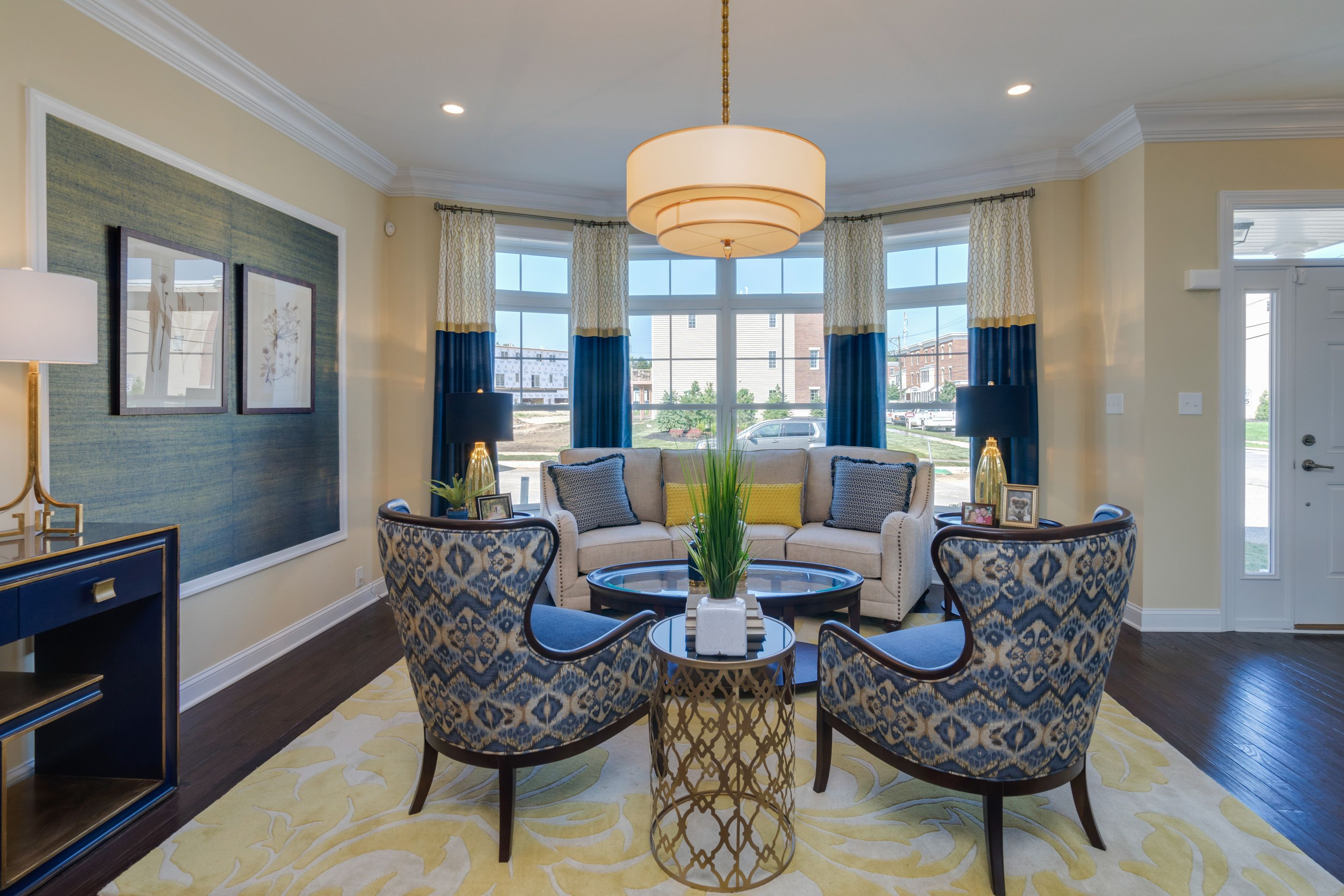 Living Area featured in the Gianna By Judd Builders and Developers in Philadelphia, PA