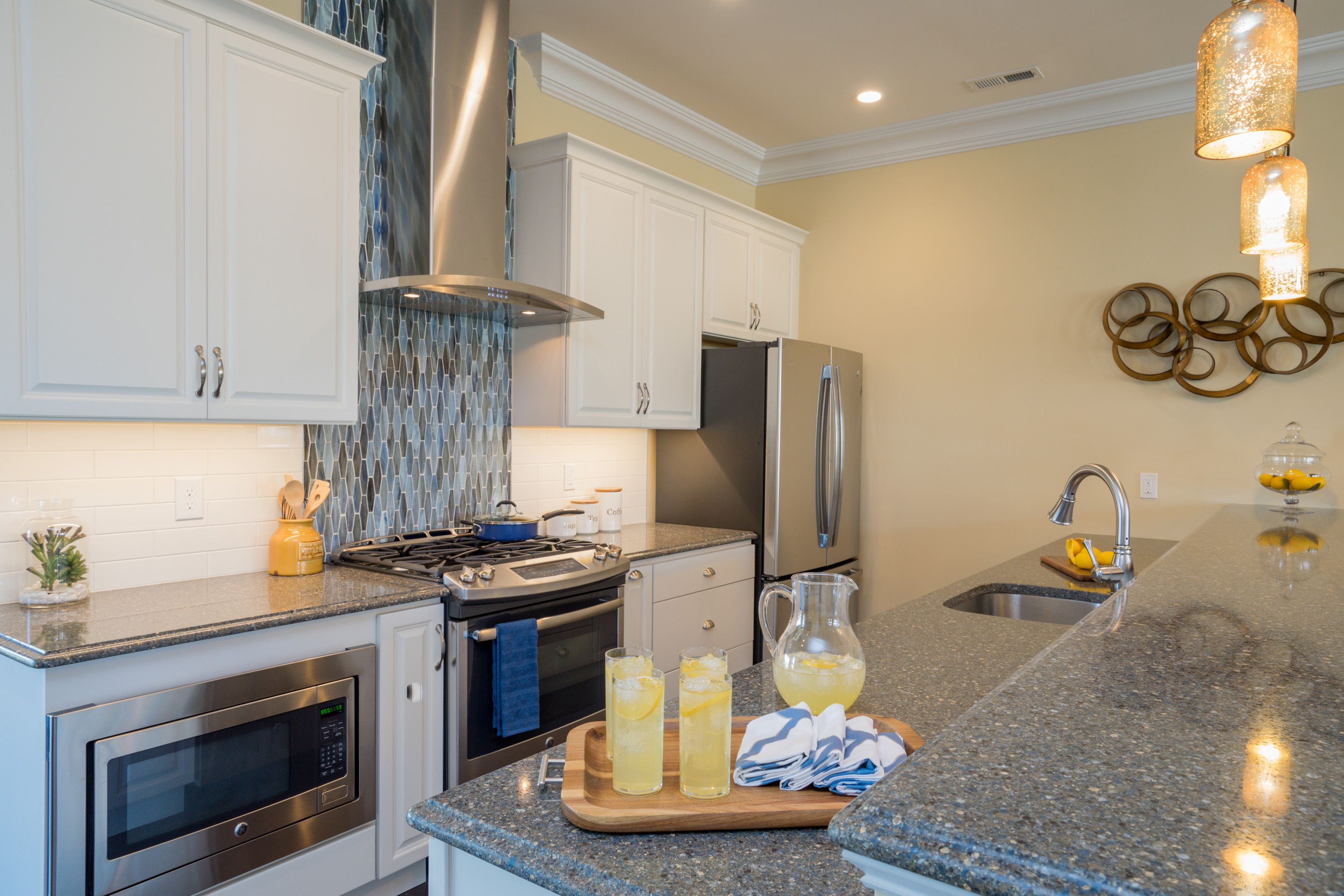 Kitchen featured in the Gianna By Judd Builders and Developers in Philadelphia, PA