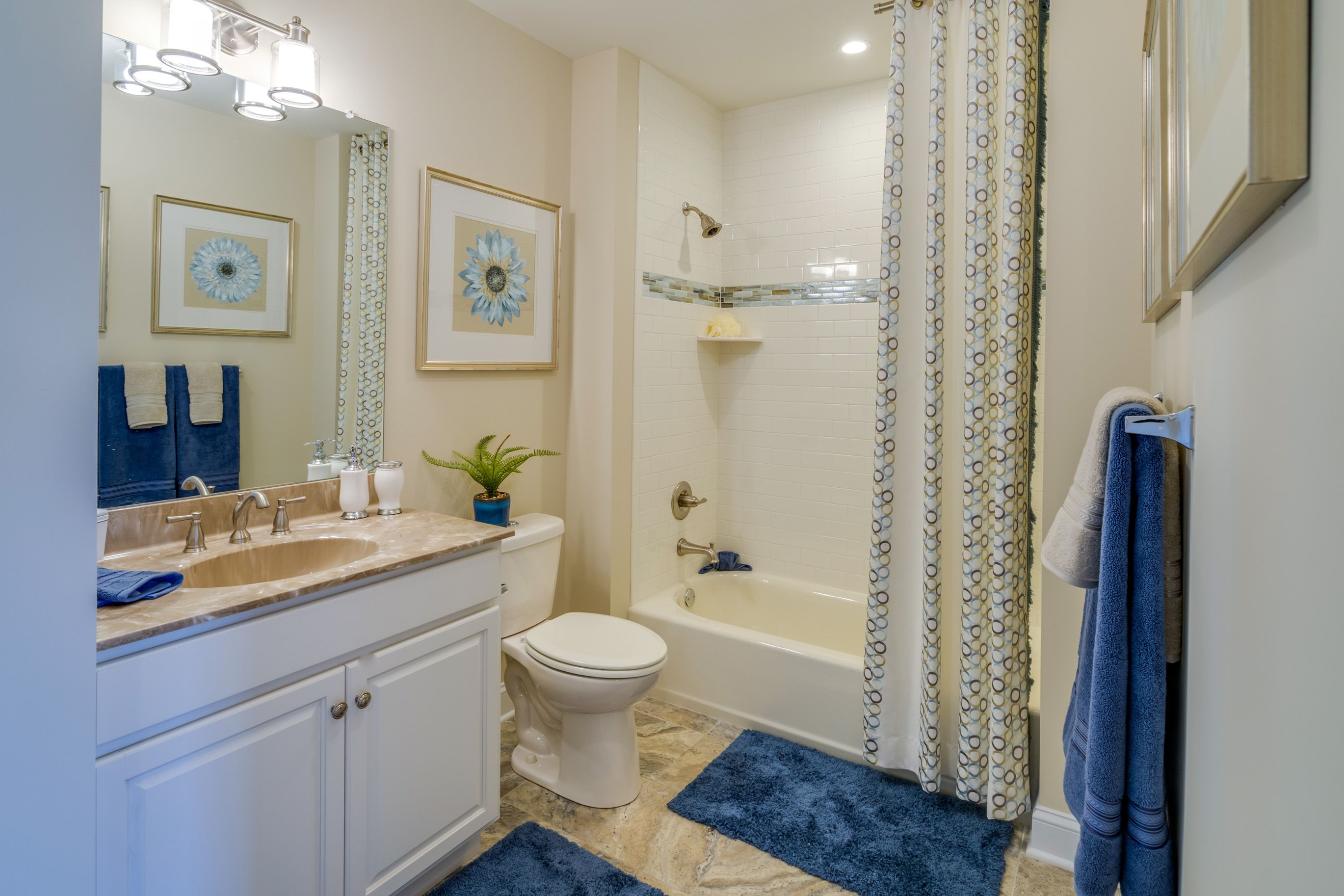 Bathroom featured in the Gianna By Judd Builders and Developers in Philadelphia, PA