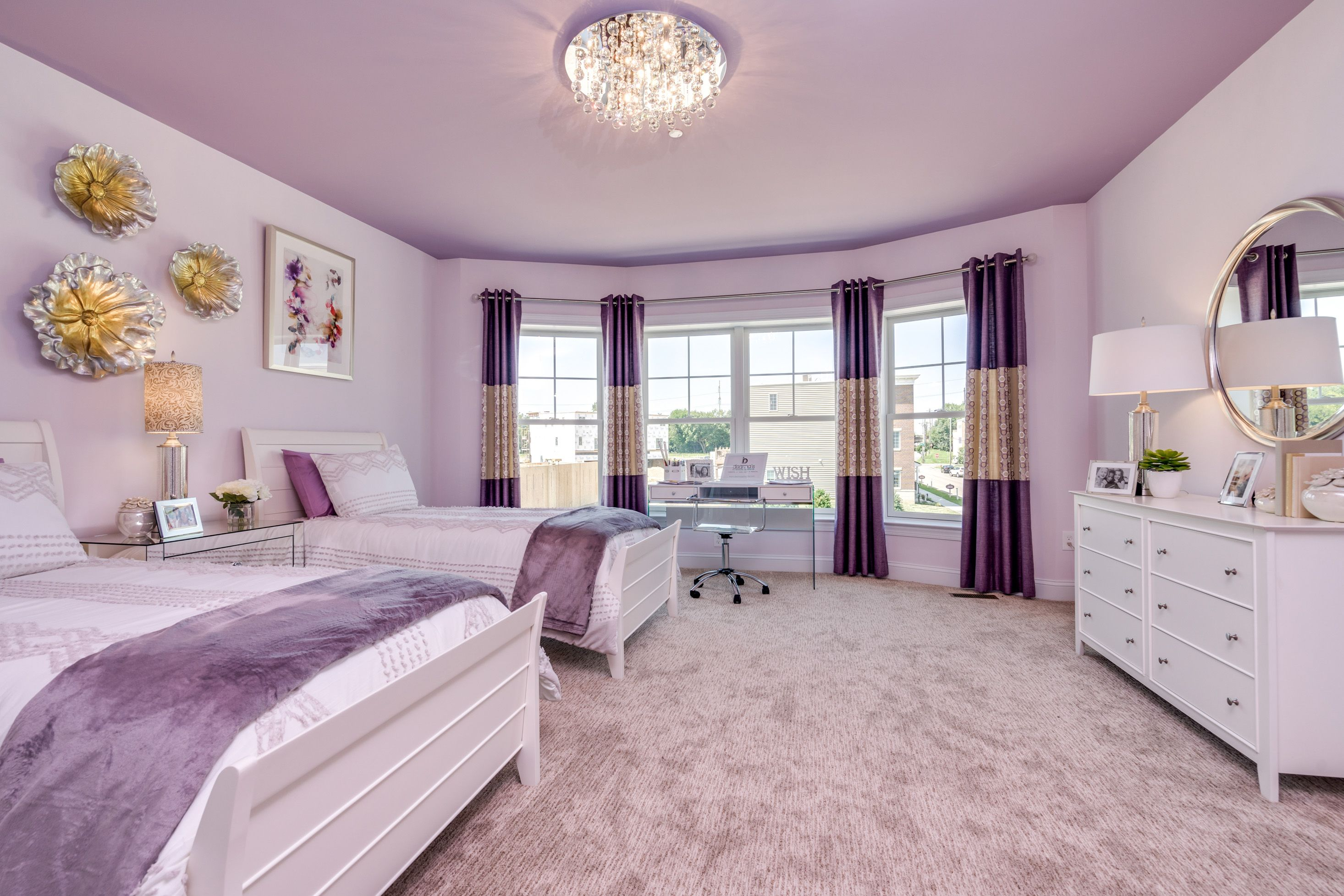 Bedroom featured in the Gianna By Judd Builders and Developers in Philadelphia, PA