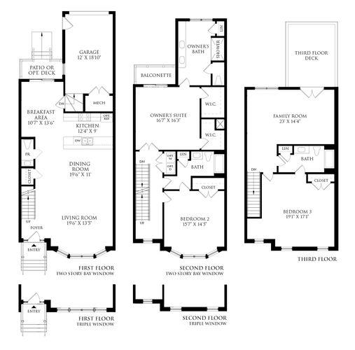 The Gianna Floor Plan