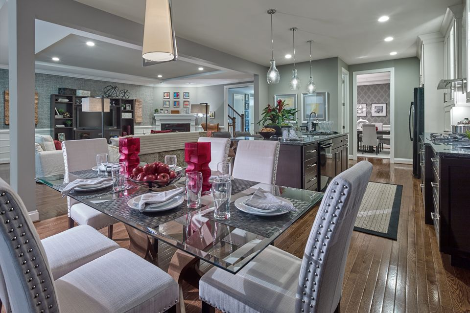 'The Reserve at Creekside' by Judd Builders in Philadelphia