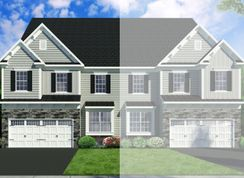 Bradford - The Reserve at Glen Loch: West Chester, Pennsylvania - Judd Builders and Developers