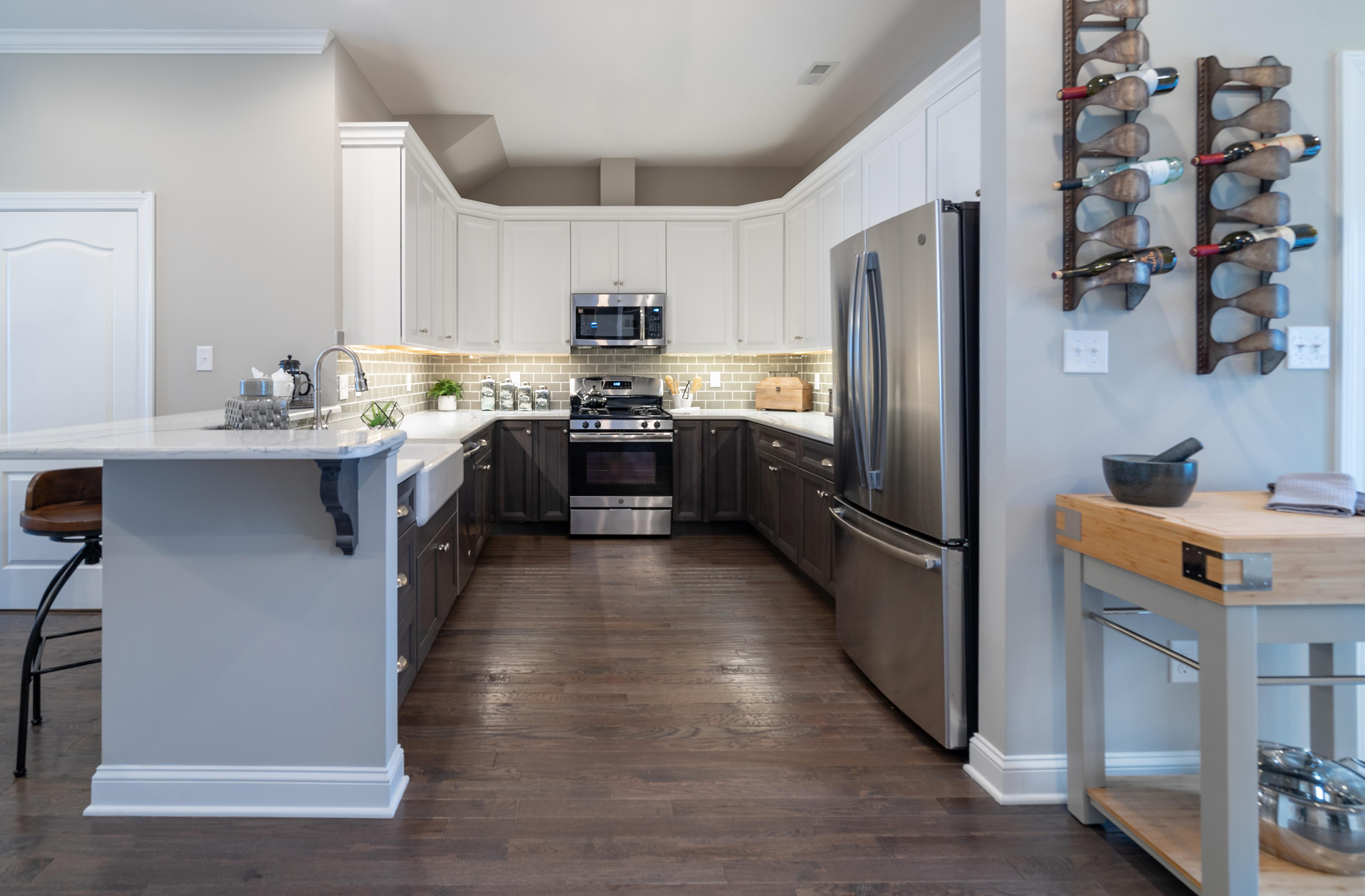 Kitchen featured in the Bella By Judd Builders and Developers in Philadelphia, PA