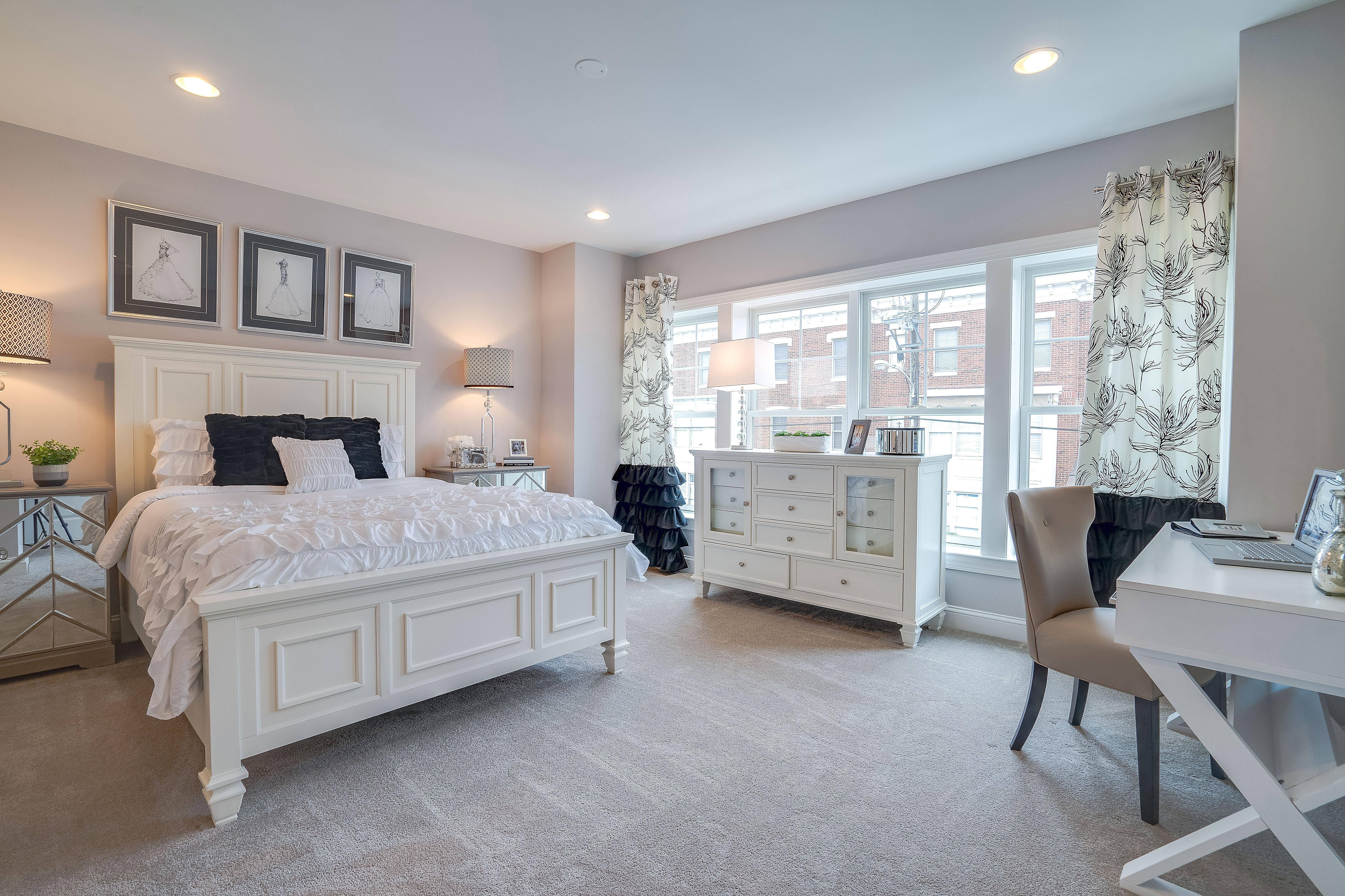 Bedroom featured in the Bella By Judd Builders and Developers in Philadelphia, PA