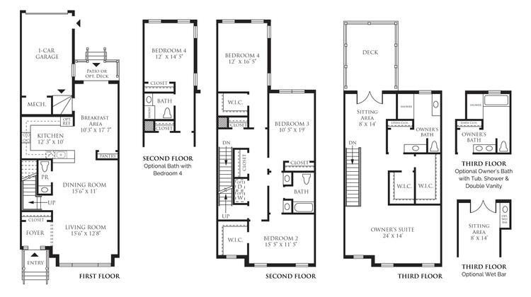 The Bella Floor Plan