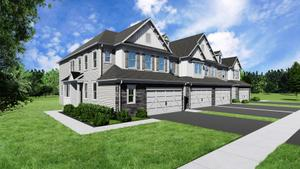 homes in The Reserve at Spring Mill by Judd Builders and Developers