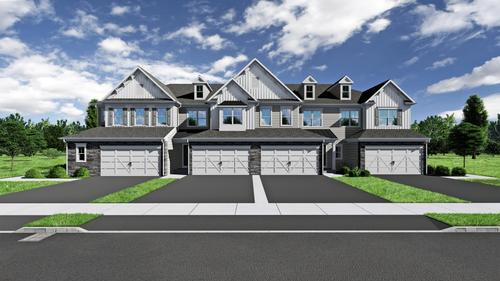 The Reserve at Spring Mill by Judd Builders and Developers in Allentown-Bethlehem Pennsylvania