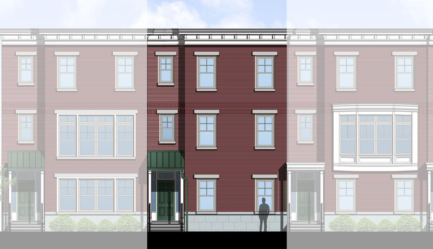 Exterior featured in the Francesca By Judd Builders and Developers in Philadelphia, PA