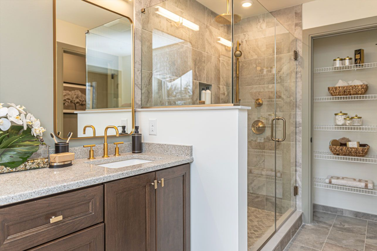 Bathroom featured in the Addis By Judd Builders and Developers in Philadelphia, PA