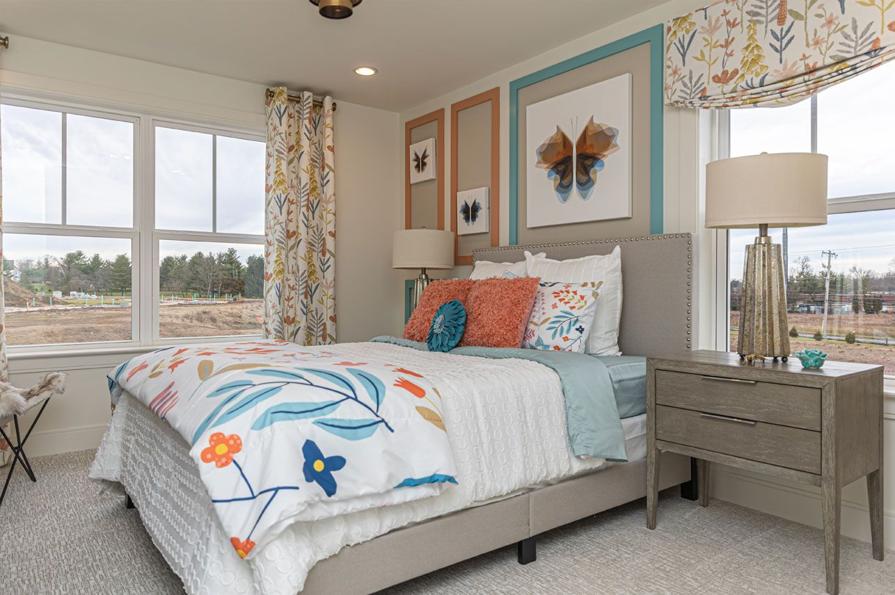 Bedroom featured in the Addis By Judd Builders and Developers in Philadelphia, PA