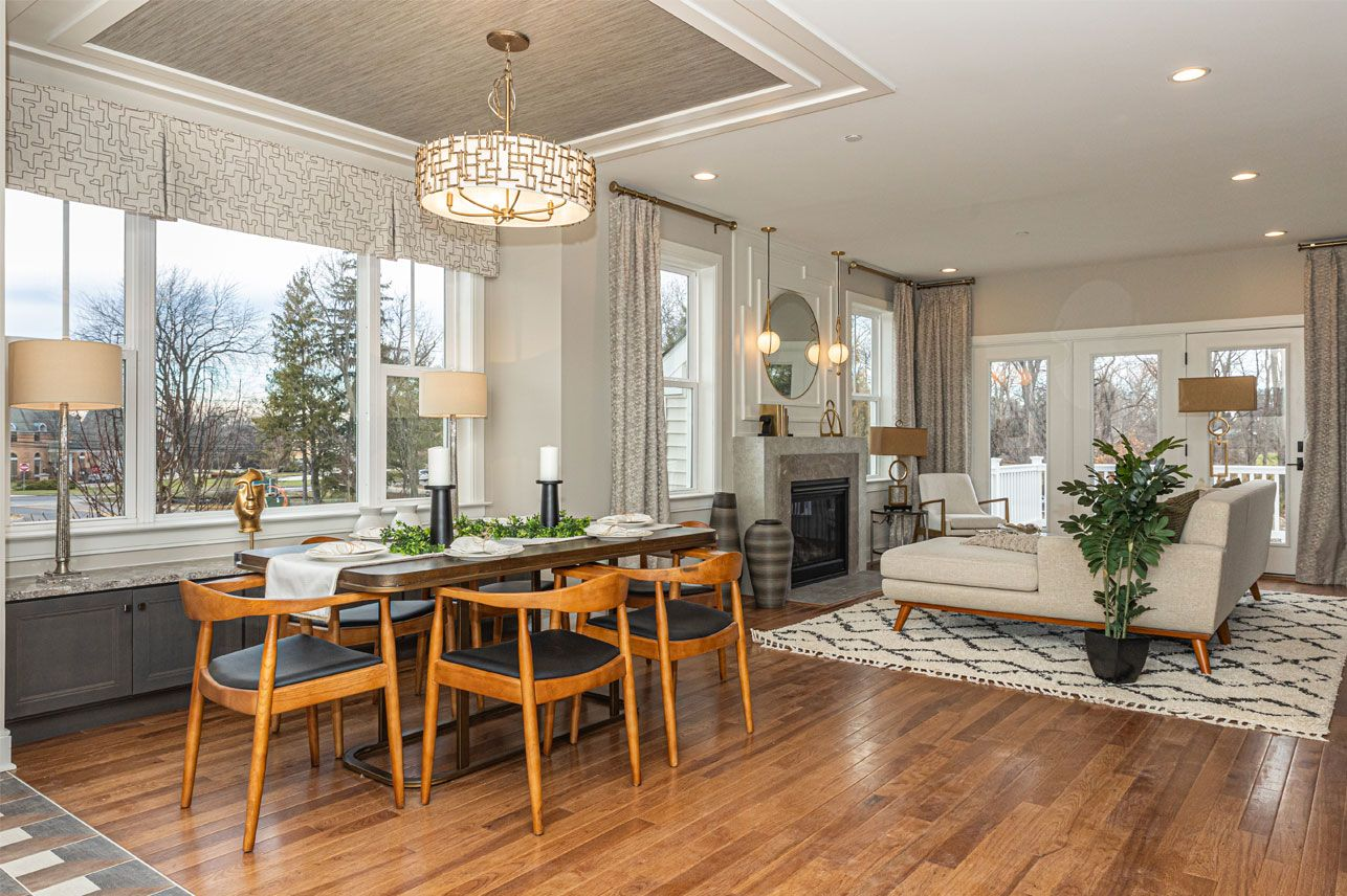 Living Area featured in the Addis By Judd Builders and Developers in Philadelphia, PA
