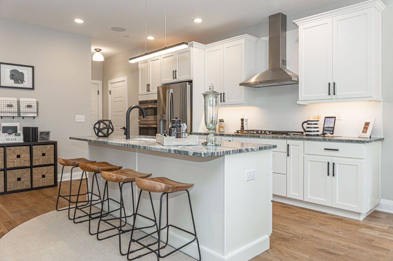 Kitchen featured in the Beckett Elite By Judd Builders and Developers in Philadelphia, PA