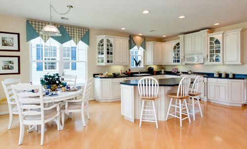 Kitchen-in-The Darien-at-Meadow View Farms-in-Oley
